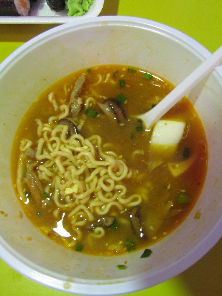 Суп рамен приготовление