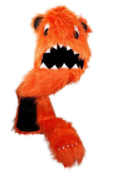 Monster Hood , Orange