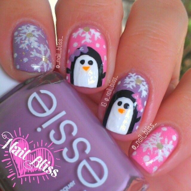 Instagram photo by _nail_bliss_  #nail #nails #nailart