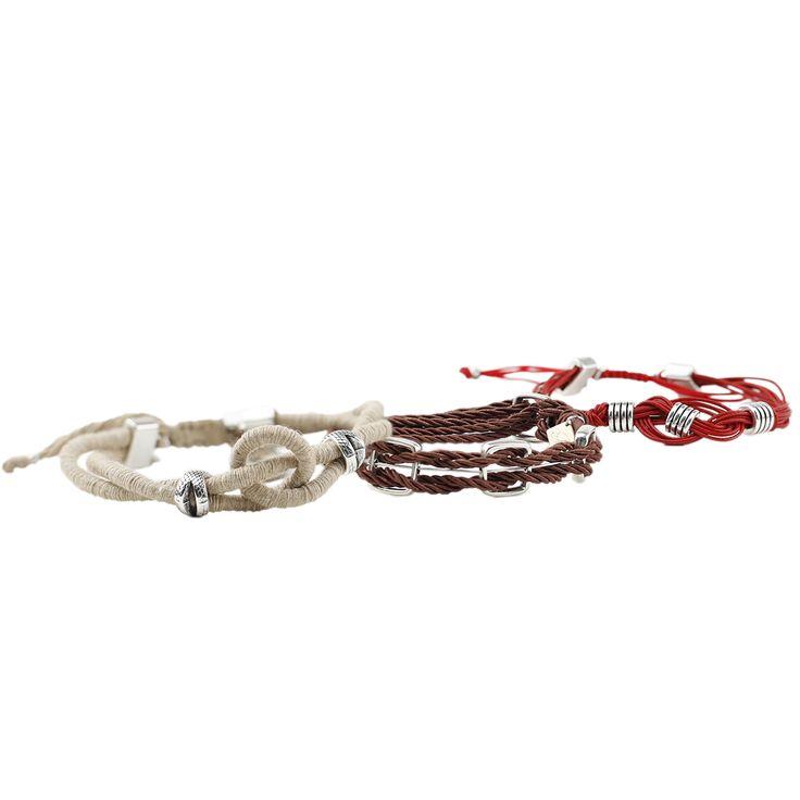 New bracelet collection HIM SS2016 @www.finyak.com