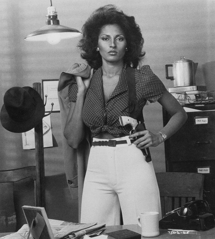Pam Grier - 1970s