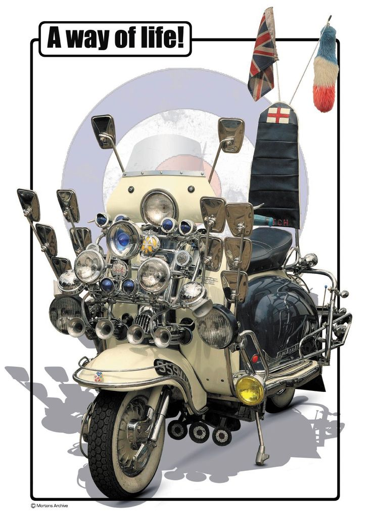 vintage lambretta scooters - Google Search