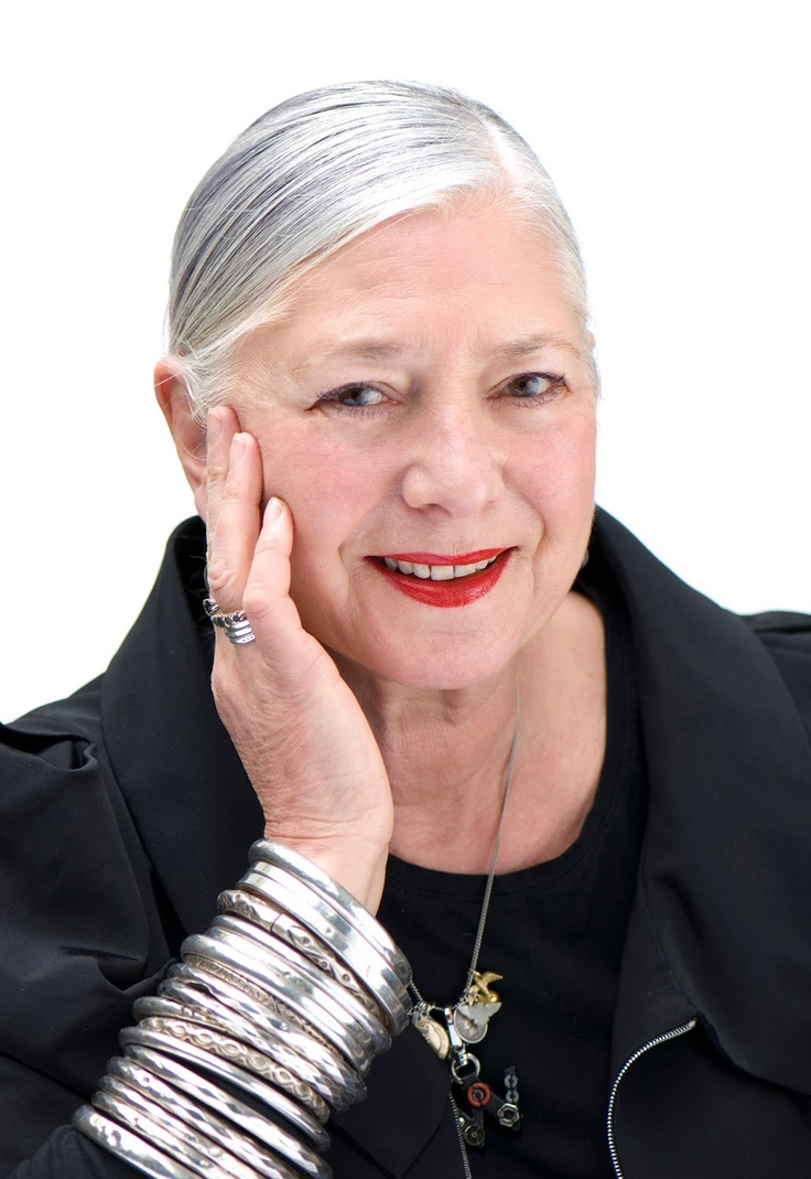 Wendy Dagworthy, as seen on That's Not My Age: Glad to be grey