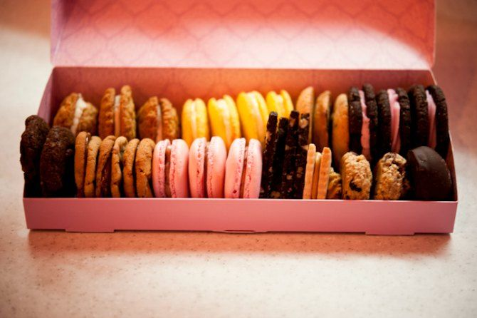 Lady Kookie Biscuiterie - Quebec City Cookies