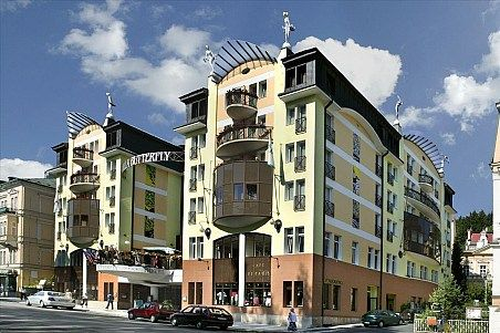Cehia - Marienbad - Danubius Health Spa Resort Butterfly 4*
