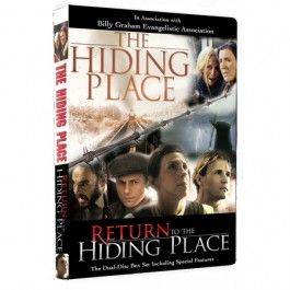 Hiding Place And Return To The DVD