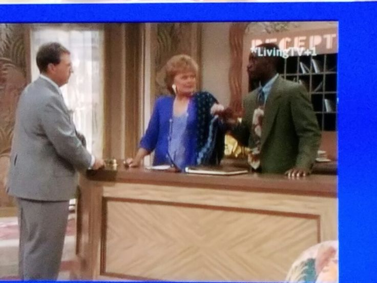 With our binge-watching of The Golden Girls concluded, my girlfriend Stephanie and I found a few episodes of the program's spin-off series The Golden Palace on Dailymotion. The series, which only lasted one season, starred Golden Girls regulars Betty White, Estelle Getty, Rue McClanahan, as well as a young Don Cheadle (pictured) and Cheech Marin.