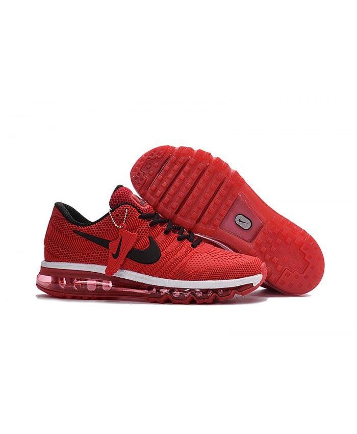 air max 2017 rouge femme