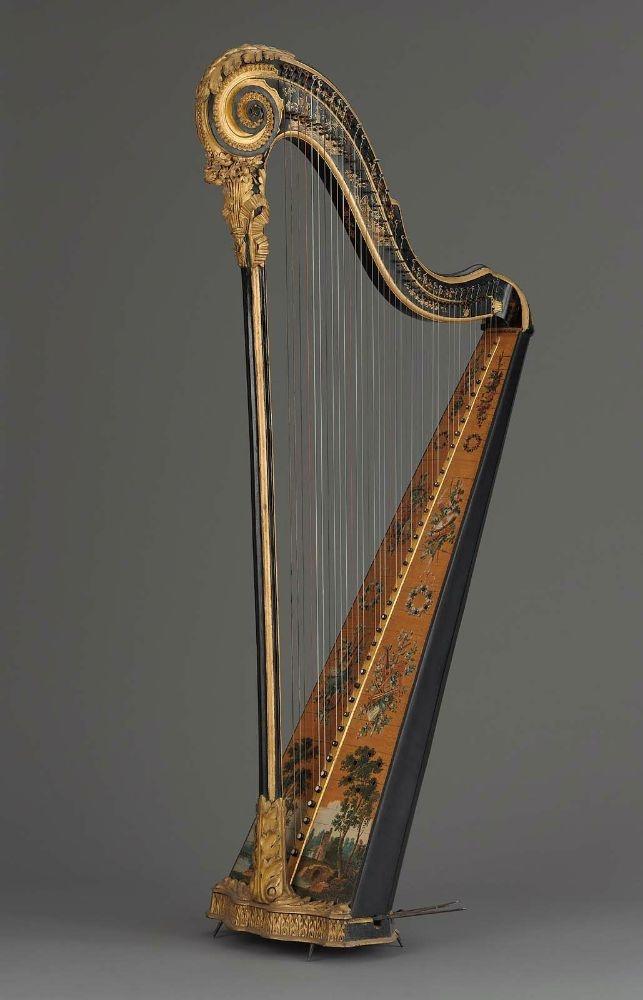 20 Besten Harfen Bilder Auf Pinterest Musikinstrumente