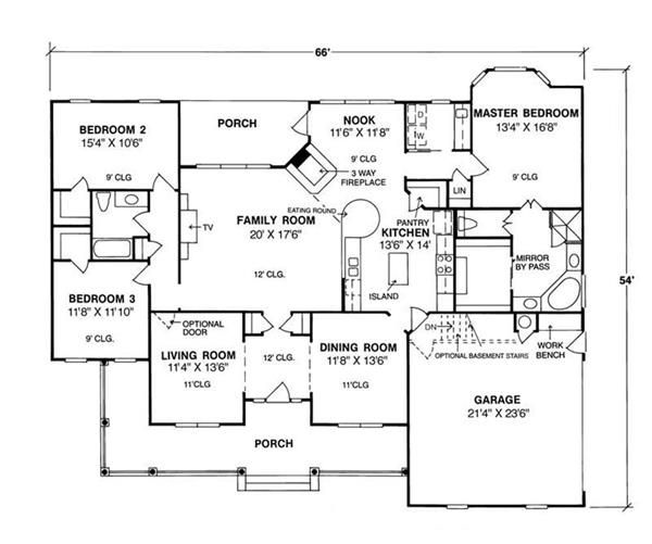 99 best for the home images on pinterest future house for 40x80 house plan