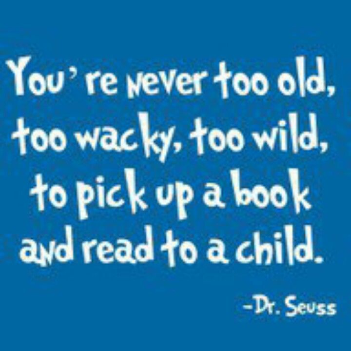 Dr suess... Cute send home to encourage literacy at home as a family!