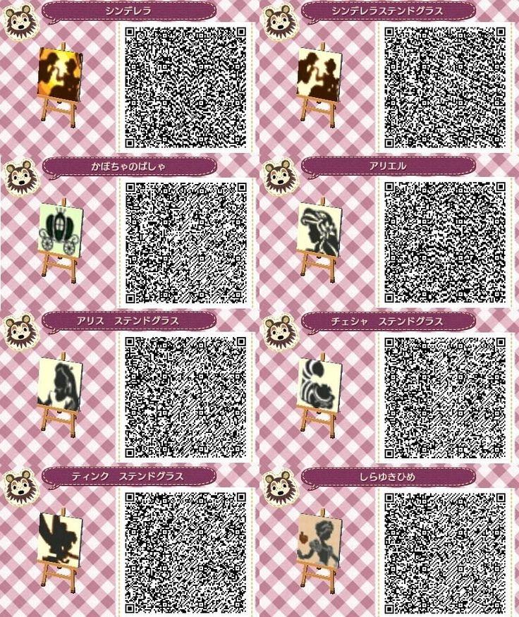 newleafinfo: newleaf-fashion: Disney Stained... - Animal Crossing New Leaf