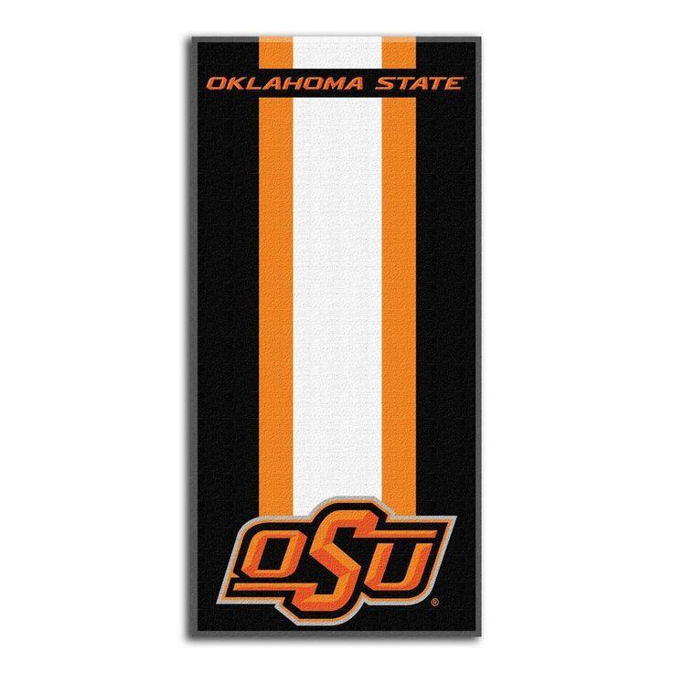 Oklahoma State University Beach Towel