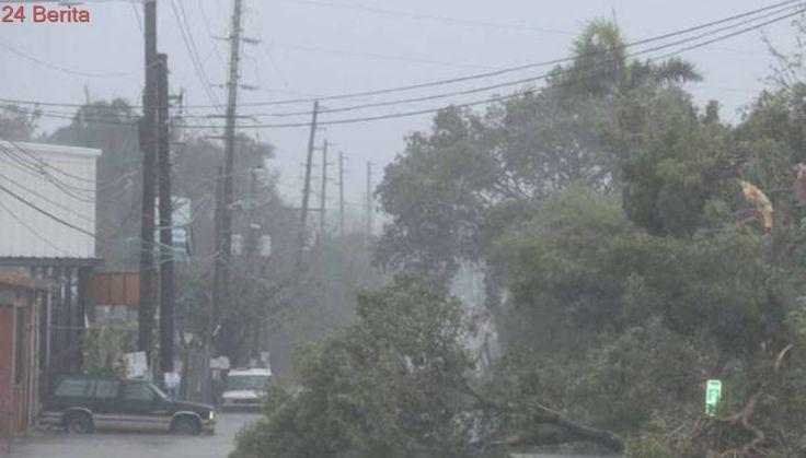 Dahsyatnya Badai Irma, 90% Rumah di Pulau Barbuda Hancur