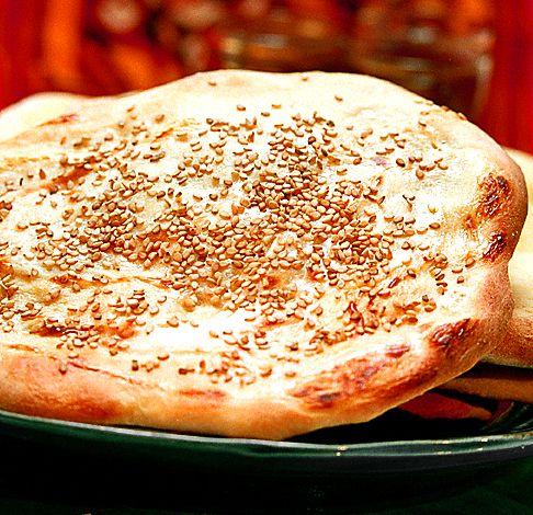 Persiskt bröd   Recept.nu