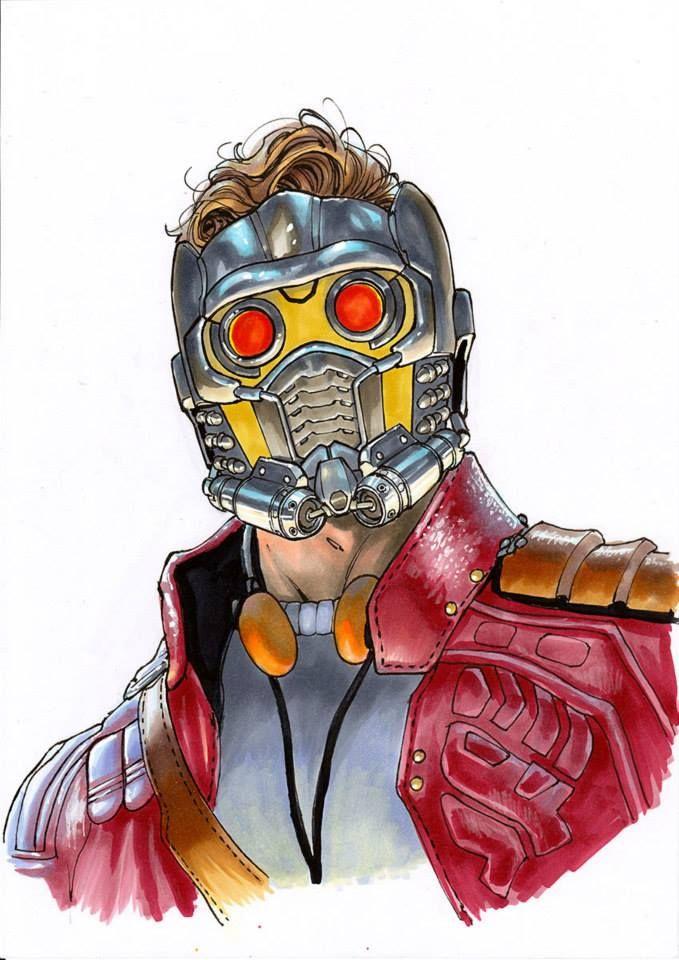 39 Best Images About Marvel Starlord On Pinterest
