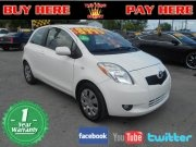 2008 Toyota Yaris Hatchback Miami Used cars for Sale $8990. Buy Here Pay Here. 1 Year Warranty.