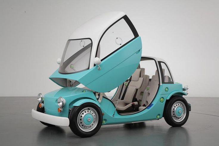 Toyota Camatte modular concept