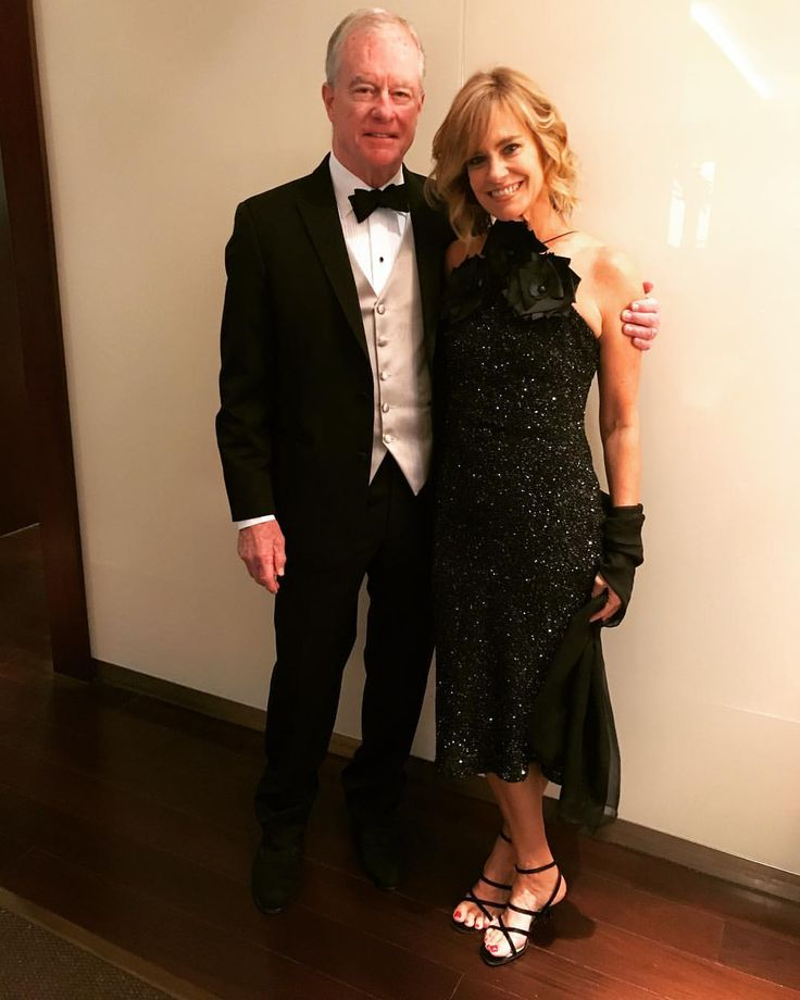 """81 Likes, 4 Comments - Catherine Mary Stewart (@catherinemarystewart) on Instagram: """"Thank you #michaelkayecouture for the gorgeous dress for he black tie event last night in #newyork"""""""