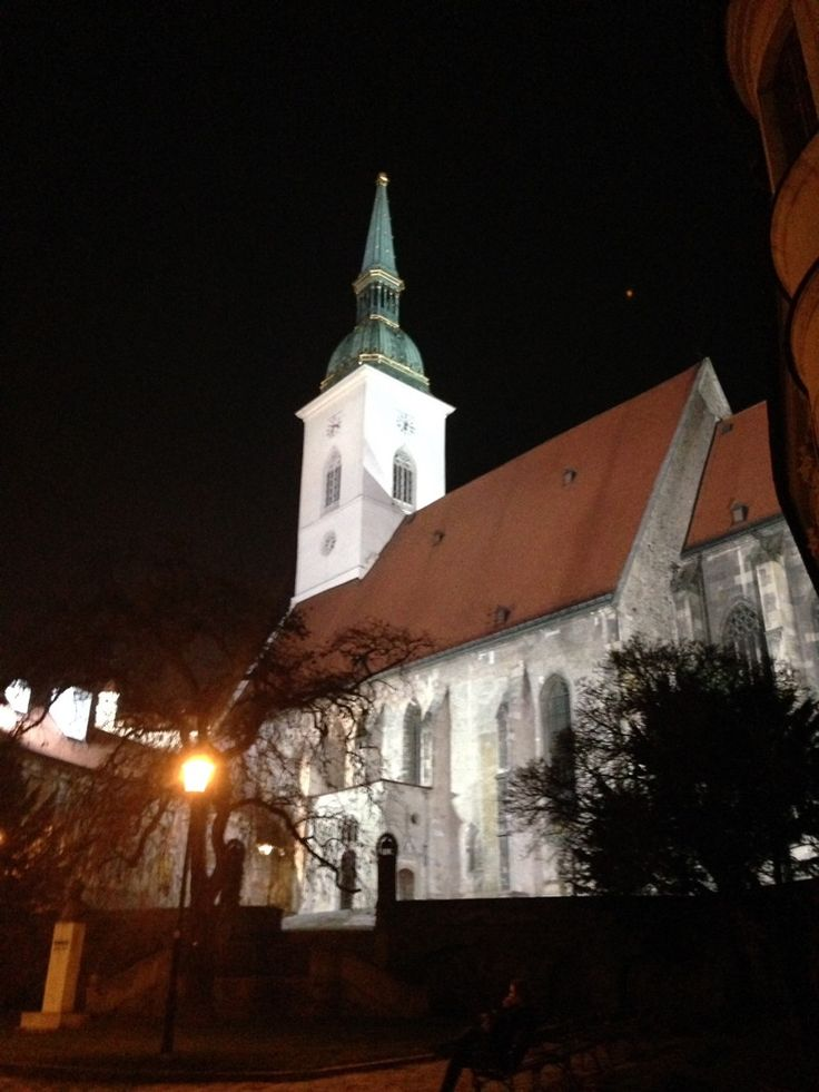 Martinsdom von Bratislava