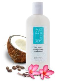 Organic Strengthening Conditioner  vegane Kosmetik - made in France