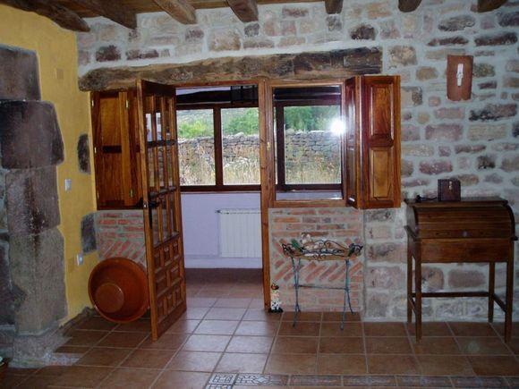 PALENCIA, BRAÑOSERA. Casa rural La Hornera de la Abuela
