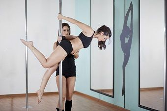 If you're looking for a cheeky hen do idea, take a look at a Daring Pole Dancing Hen Party! #henparty #dance