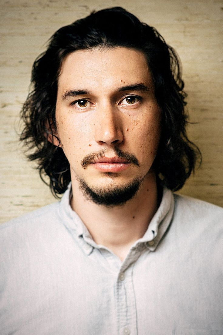 Adam Driver photographed by Mike Windle