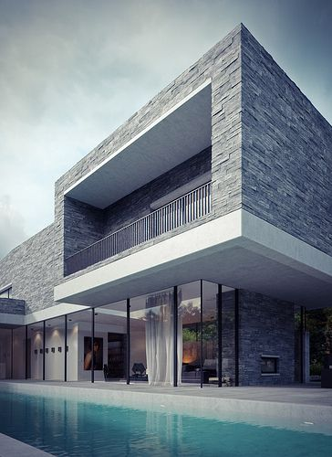 House M    3ds Max and Vray