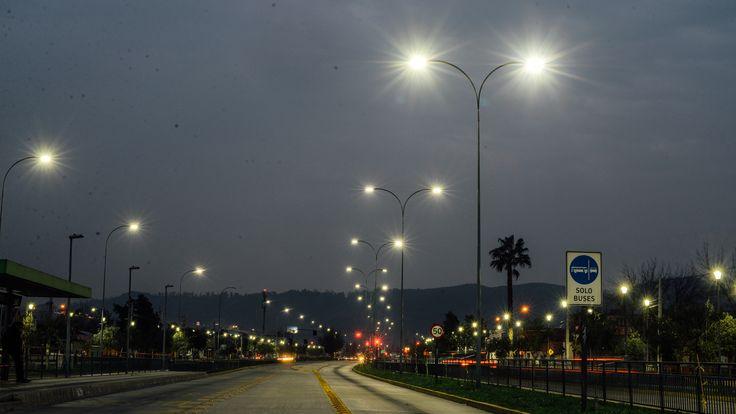 Proyectos de #alumbradopúblicoled #led #ledlight #iluminación #iluminaciónled #megabright