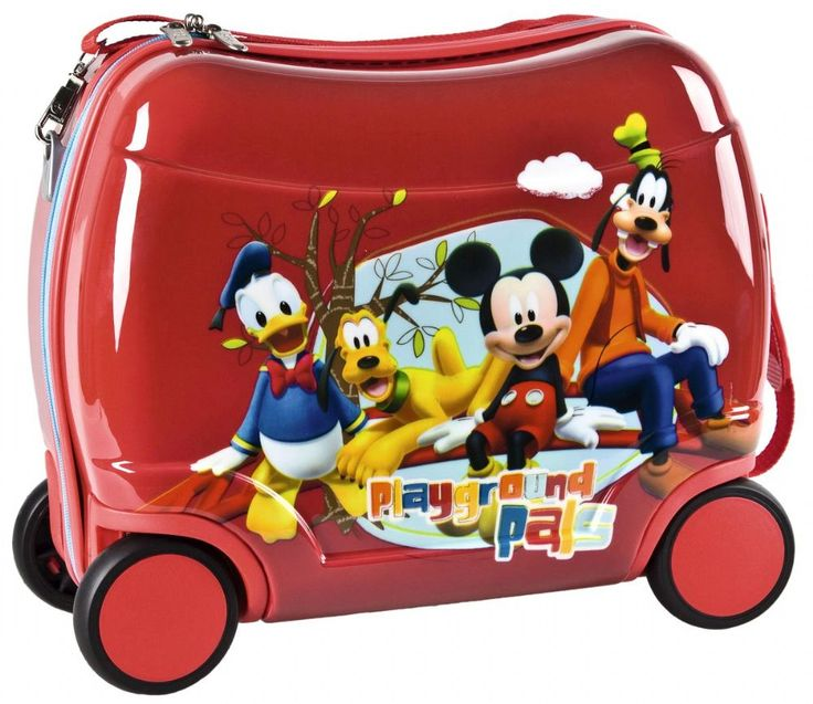 children's luggage for boys | disney-childrens-boys-ride-on-mickey ...