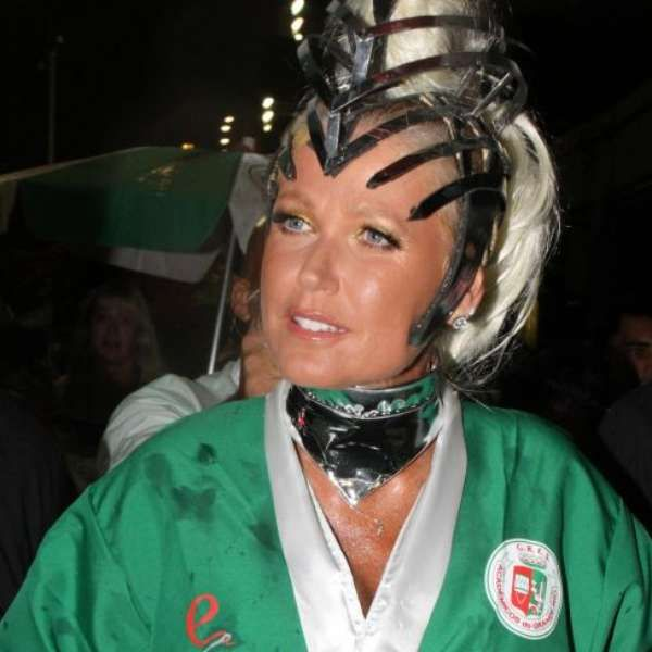 Xuxa lamenta boicote da TV Globo no CarnavalJÁ APARECEU MUITO,O CARNAVAL NA AVENIDA É PARA OUTROS ARTISTAS,COMO MESTRE SALA E PORTA BANDEIRAS,PASSISTAS,BAIANAS,BATERIA.RAINHA DE BATERIA ETC.ETC.