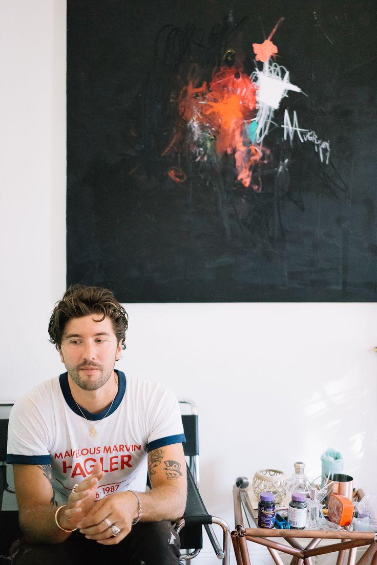 Urban Outfitters - Blog - UO Studio Visits: Matt Ross