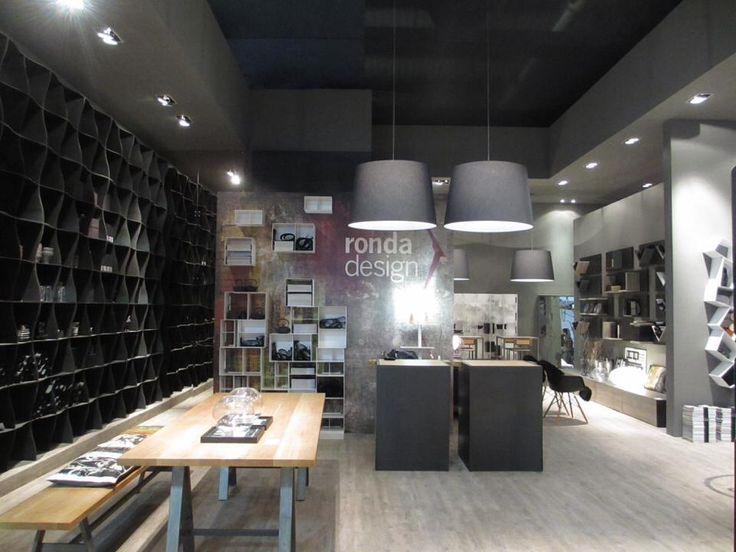#Ronda #Design #stand @ #salonedelmobile