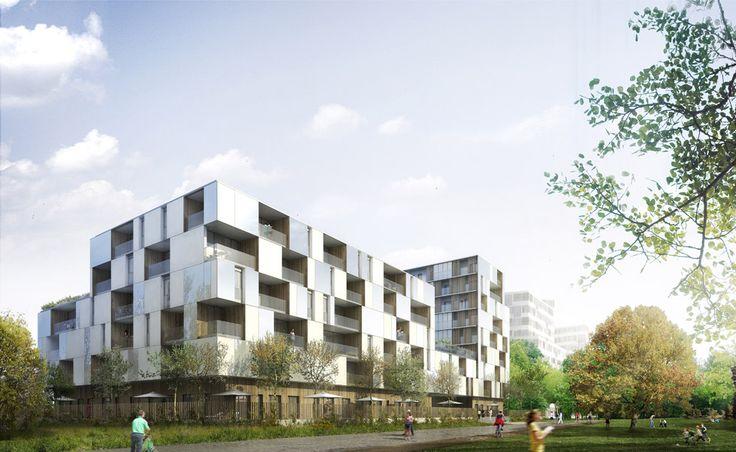Cascina Merlata Housing Block | MAB Arquitectura