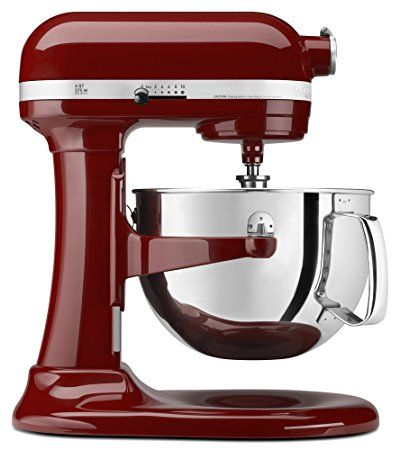 KitchenAid KP26M1XTG Professional 600 Series 6-Quart Bowl-Lift Stand Mixer, Tangerine: Amazon.ca: Home & Kitchen