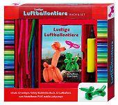 Lustige Luftballontiere - Buch  Set, Spiel-  Bastelbücher, Kidoh, 10,00€