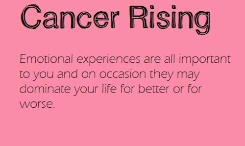 CANCER RISING | Tumblr