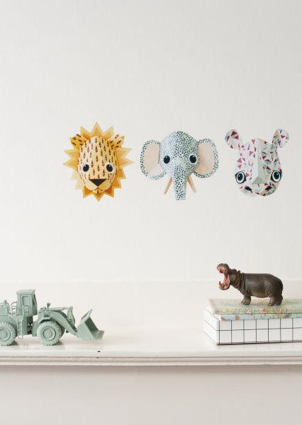 Olifant muursticker spots | Producten | Studio ditte