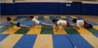 How to Create Obstacle Courses for Preschool Gymnastic Lessons | eHow.com