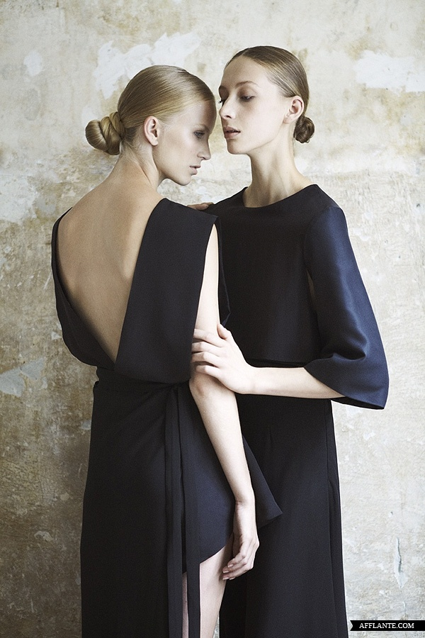 SS'2013 Fashion Collection // Atifa Rasooli | Afflante.com