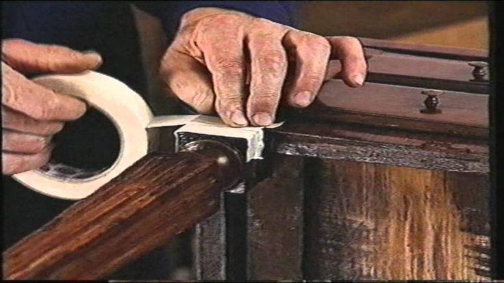 Curso Practico de restauración 2º Reparación del chapado