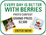 Every Day is Better with Berries Photo Contest
