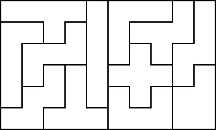 pentomino puzzle ile ilgili görsel sonucu