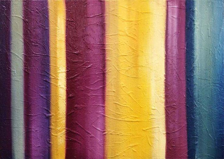 'AUTUMN CODE' by Mel Sebastian Abstract Art for Sale - ART101 Art Gallery & Framing