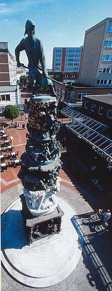Salzgitter-Lebenstedt - 1989–1995 Turm der Arbeit
