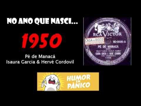 1950 - Pé de Manacá - Isaura Garcia & Hervé Cordovil