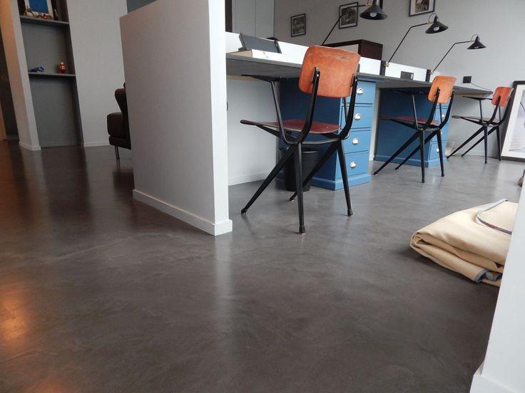 Savoir-faire  Béton Ciré - Peinture à la chaux - Peinture minérale - peinture exterieure sol beton