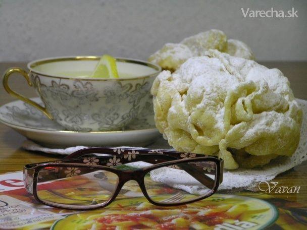 Fánky sitkové - Recept