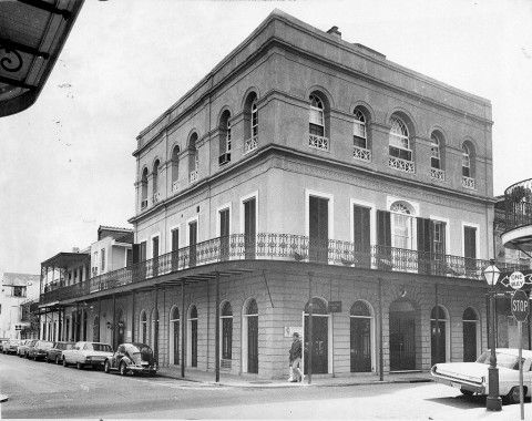 Mme. Marie Delphine Lalaurie and her third husband, a doctor, Leonard Louis Lalaurie, purchased the grand home at 1140 Royal Street in the early 1830s. Upon moving in, she began to outfit the home with the finest of appointments --...